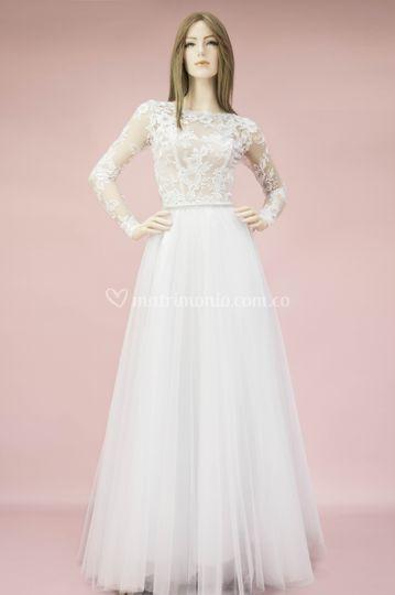 Vestido de Novia Ref 4321401