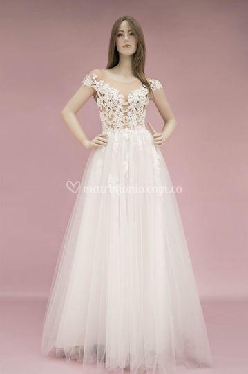 Vestido de Novia Ref 4334401
