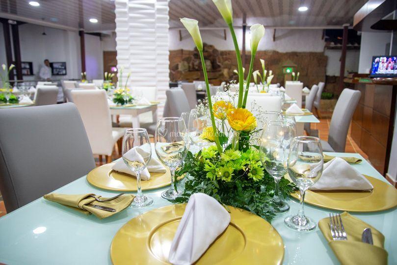 Restaurante y Salón