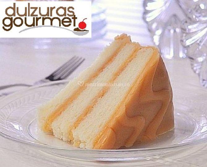 Torta Ponque de Arequipe