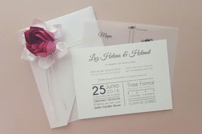 Lauren Wedding Invitation