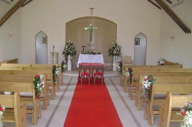 Hermosa capilla
