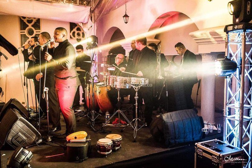 Orquesta la 13