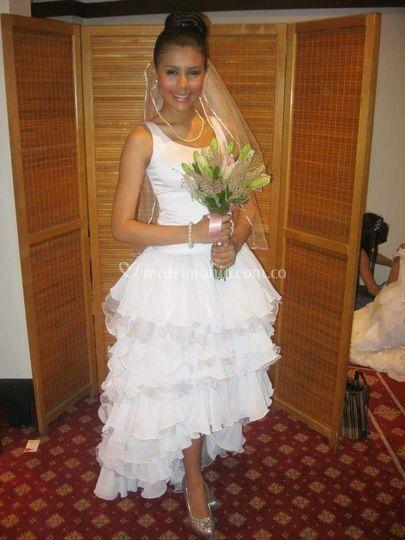 Diseños vestidos de novia