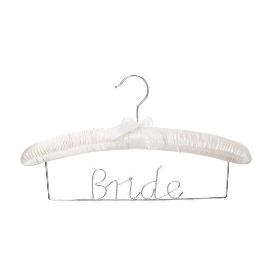 Gancho vestido novia