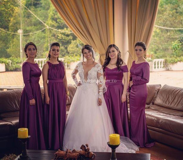 Asesoría personalizada novias