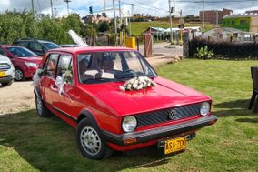 Rodrigo Borda -  Volkswagen Golf MK1