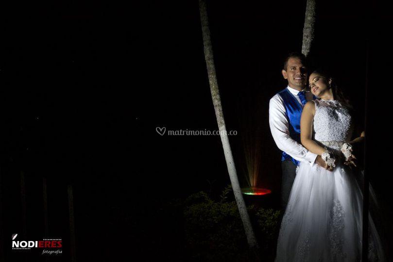 Matrimonio Oscar y Yurani
