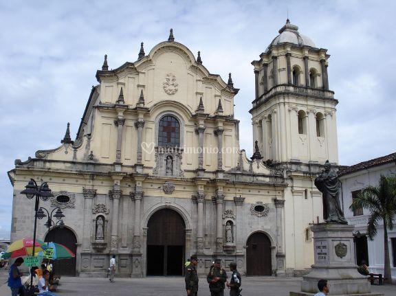 Iglesia en Popayán