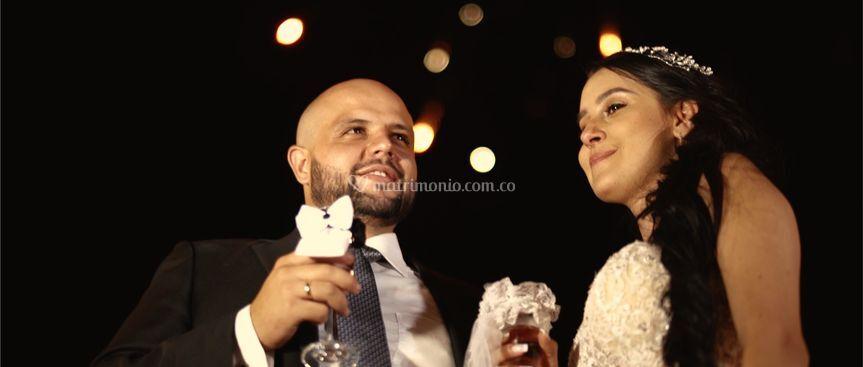 Aleja y Jorge
