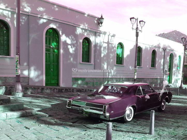 Oldsmobile f85 1966