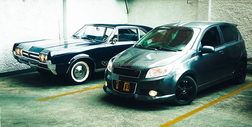 Oldsmobile y Aveo GT