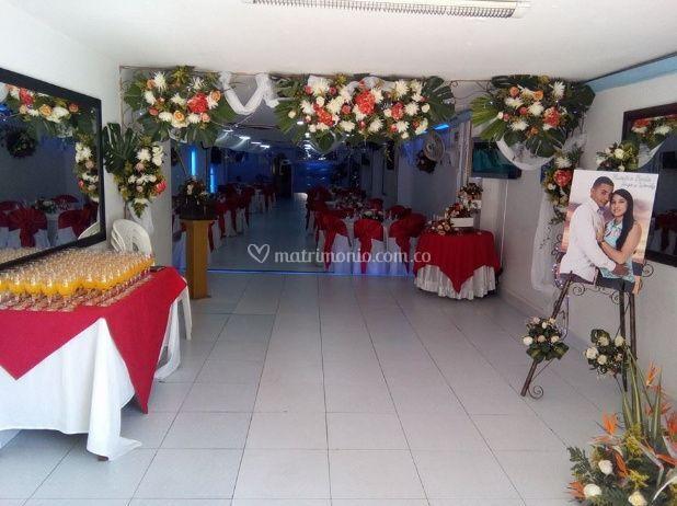 Casa de Eventos El Manantial