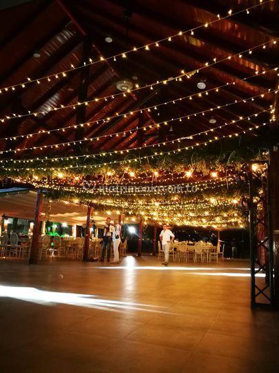 Iluminación en San Fernando