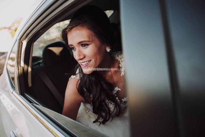 Bride Transportation