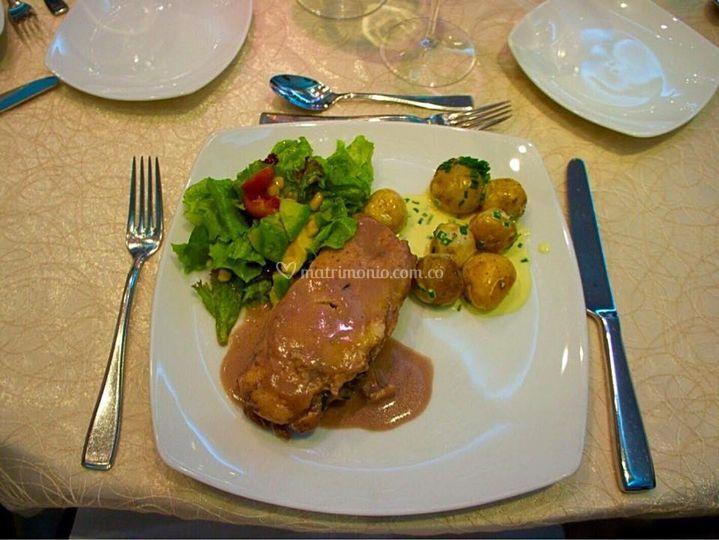 Casa de Banquetes AOC