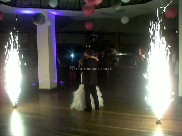 Fuentes baile de los novios