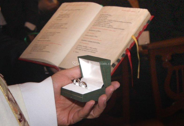 Fotografía en ceremonia