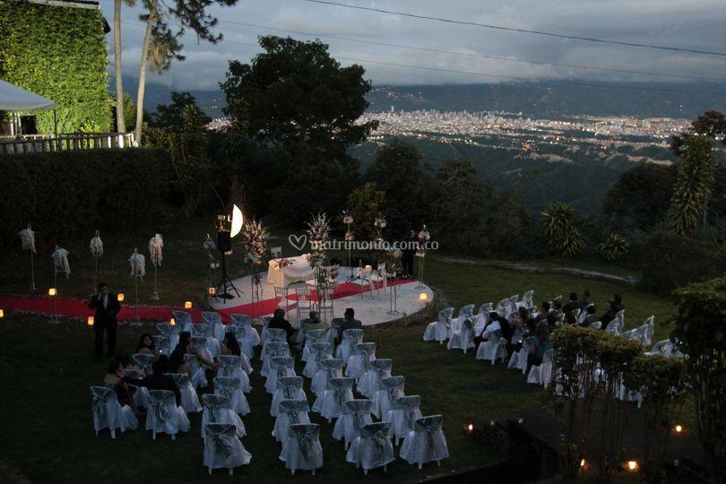 Balcón Terracota