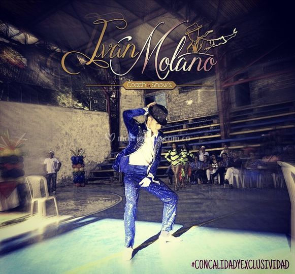 Ivan Molano Coach & Shows