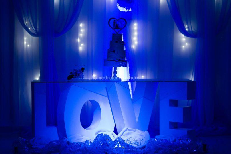 Blue love
