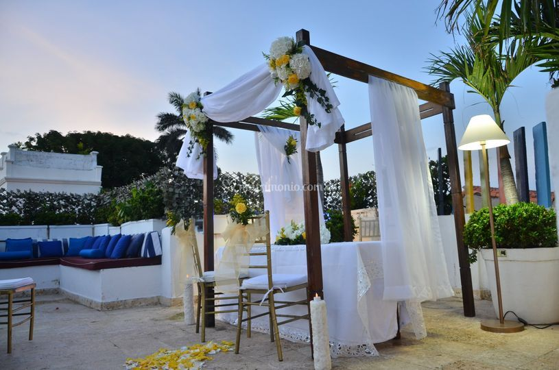 Bodas en Cartagena de Indias