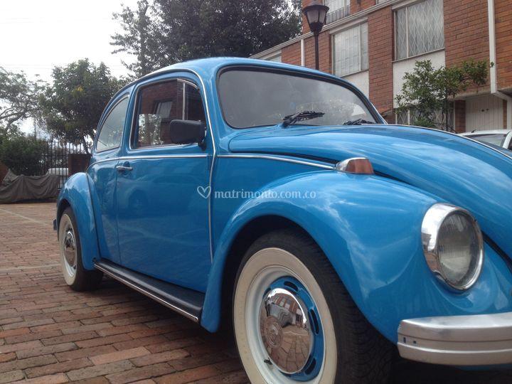 Volkswagen Escarabajo 1956