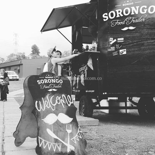 Songo Sorongo - Food Trailer