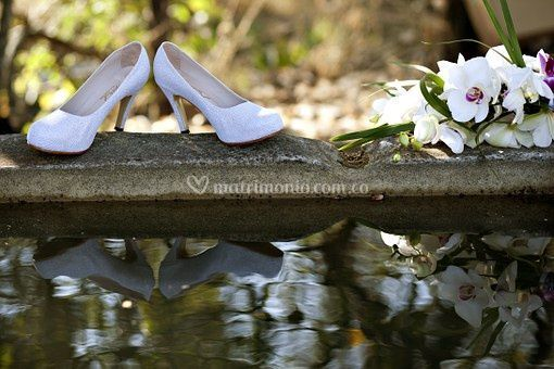 Zapatos de boda mujer