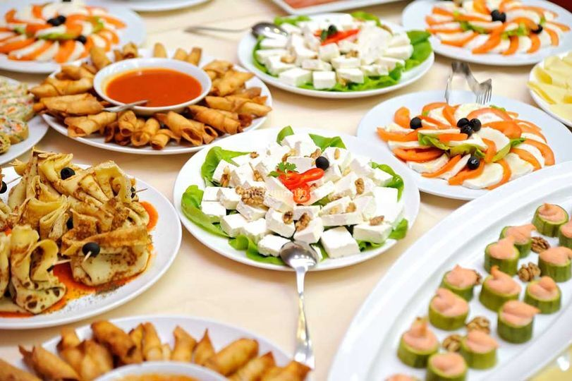 Banquetes platinum