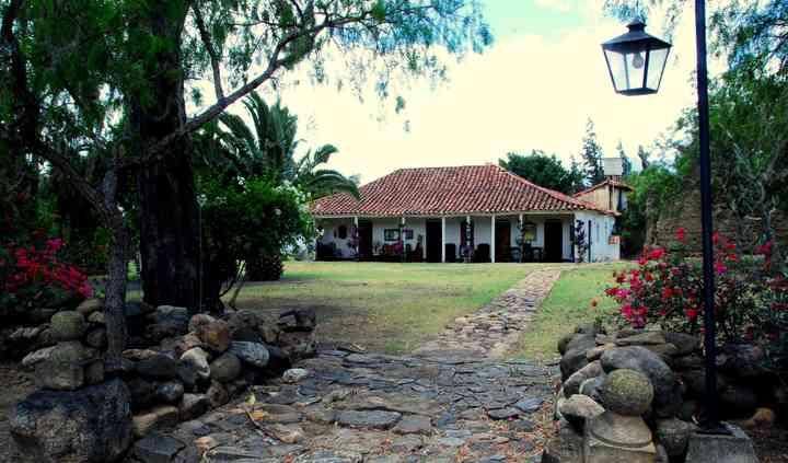 Hacienda El Olivar