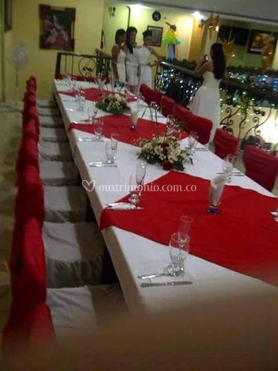 La elegancia en su mesa