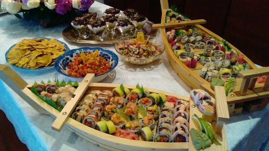 Take a sushi