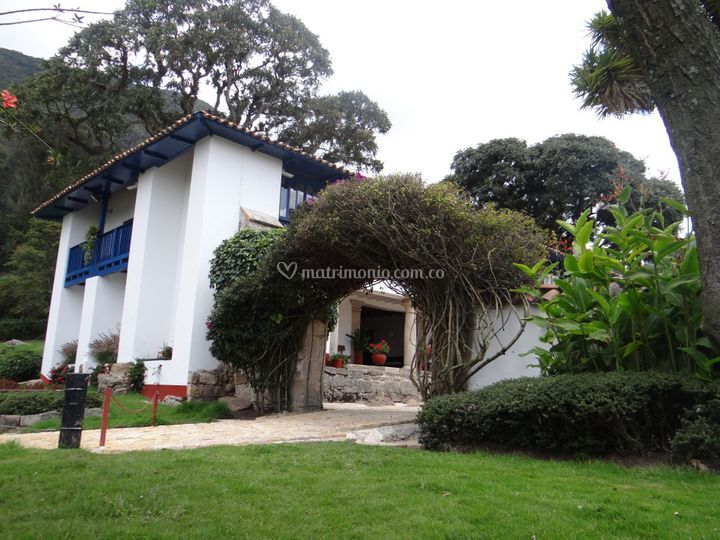 Hacienda El Noviciado