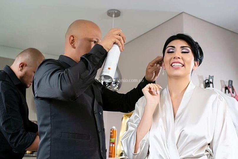 Momentos mágicos en su boda