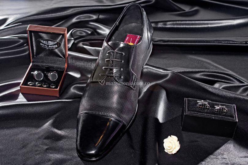 Zapatos, mancuernas