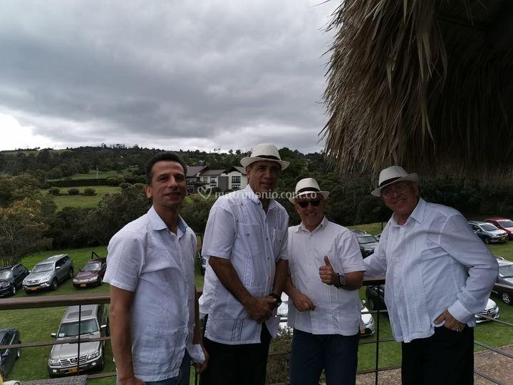 Grupo Musical Cubano