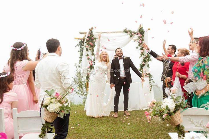 Un boda natural