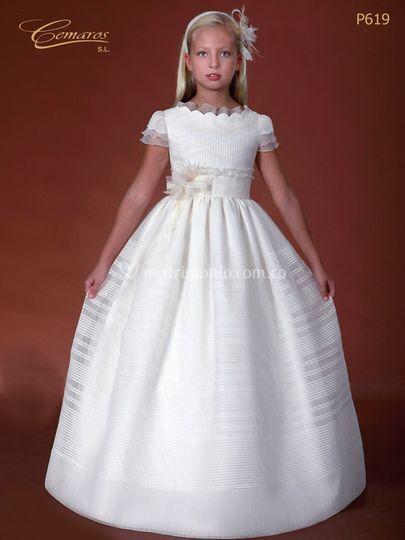 Vestidos de comunion cemaros 2019