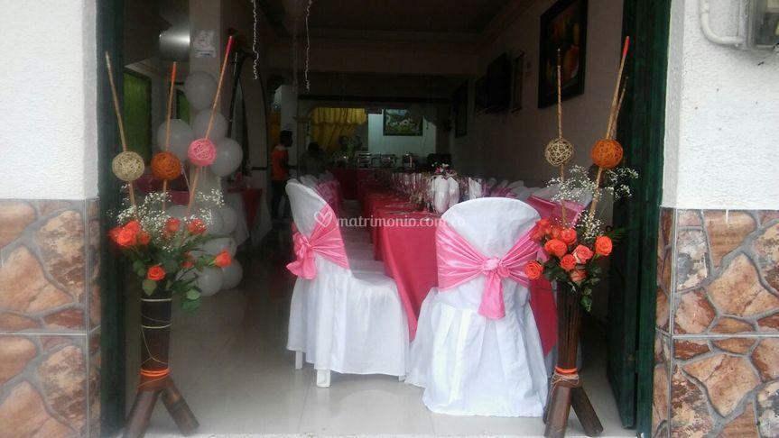 Restaurante La 34