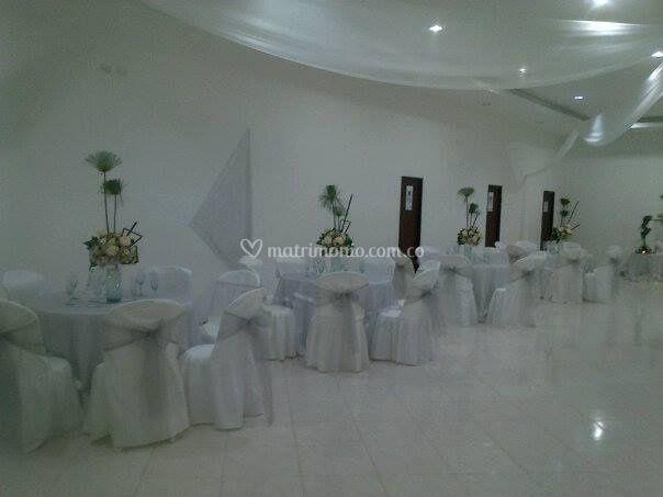 Salón Villa Antigua