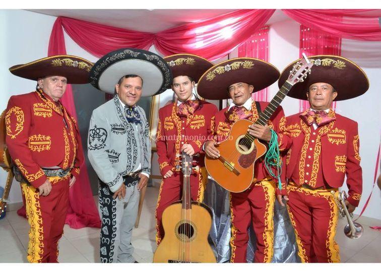 Mariachi Aguilas de México