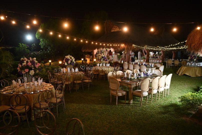 Eventos y Banquetes Punto Azul