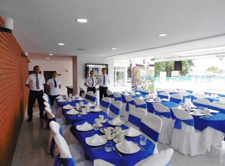 Servicio de catering
