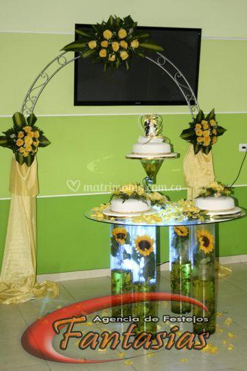 Set de torta