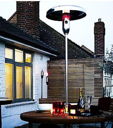 Calentadores de terraza
