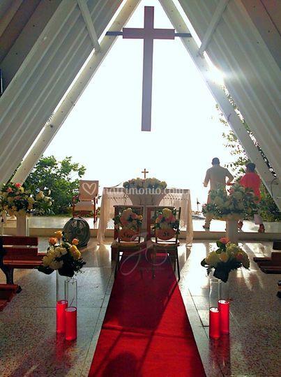 Boda Católica (Alcatraces)