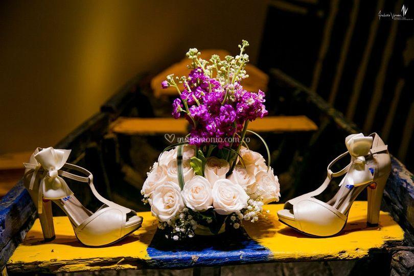 Bouquet en yugo
