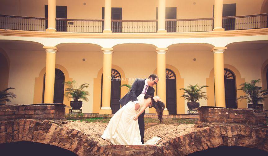 Un baile de amor boda