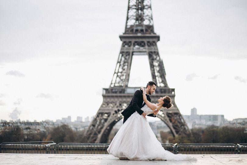 Románticos destinos